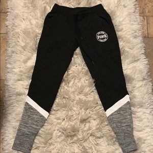 VS pink skinny sweatpants